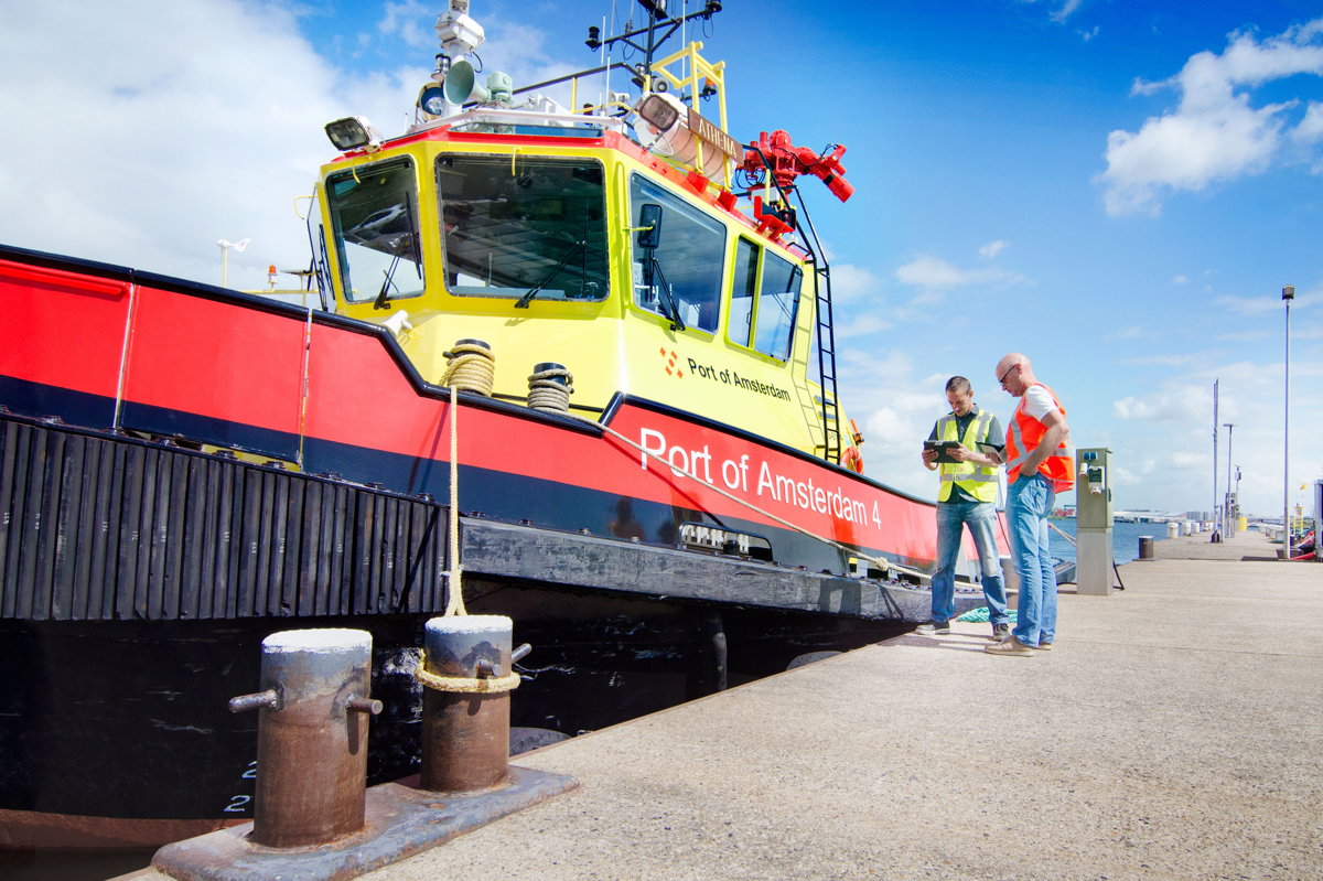 Apptimize Platform Havenbedrijf Amsterdam