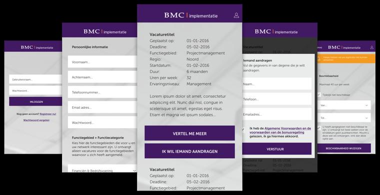 BMC Smartphone App