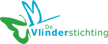 De Vlinderstichting Logo