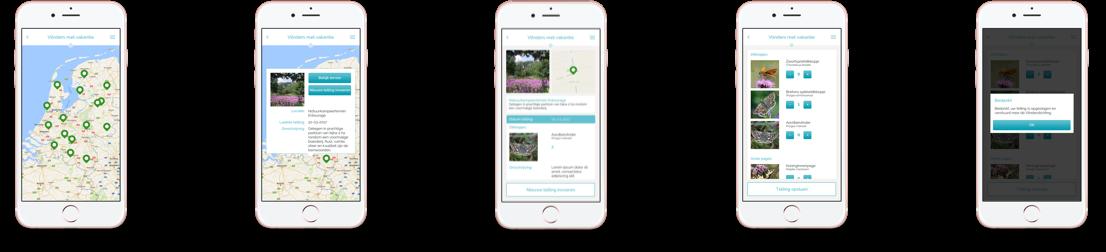 De Vlinderstichting iPhone App