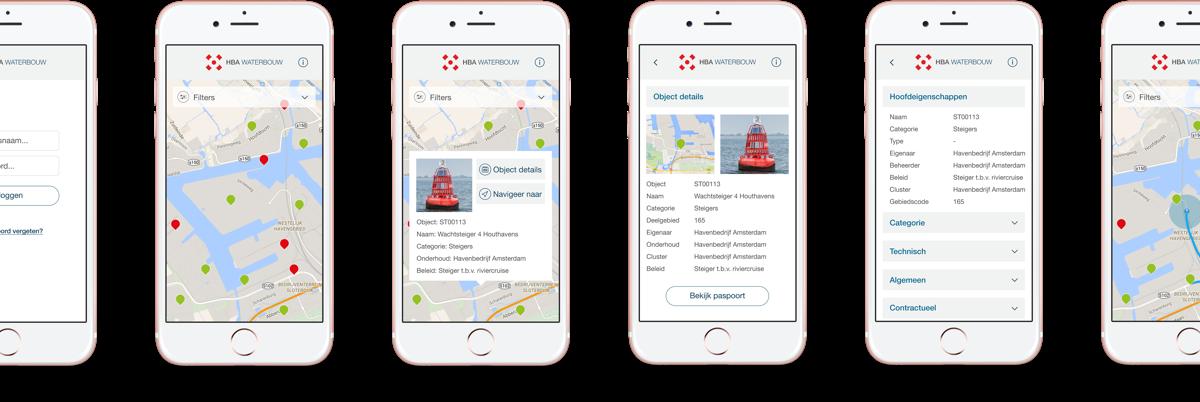 Havenbedrijf Amsterdam iPhone App