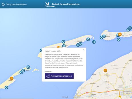 Vogelbescherming Nederland iPad App