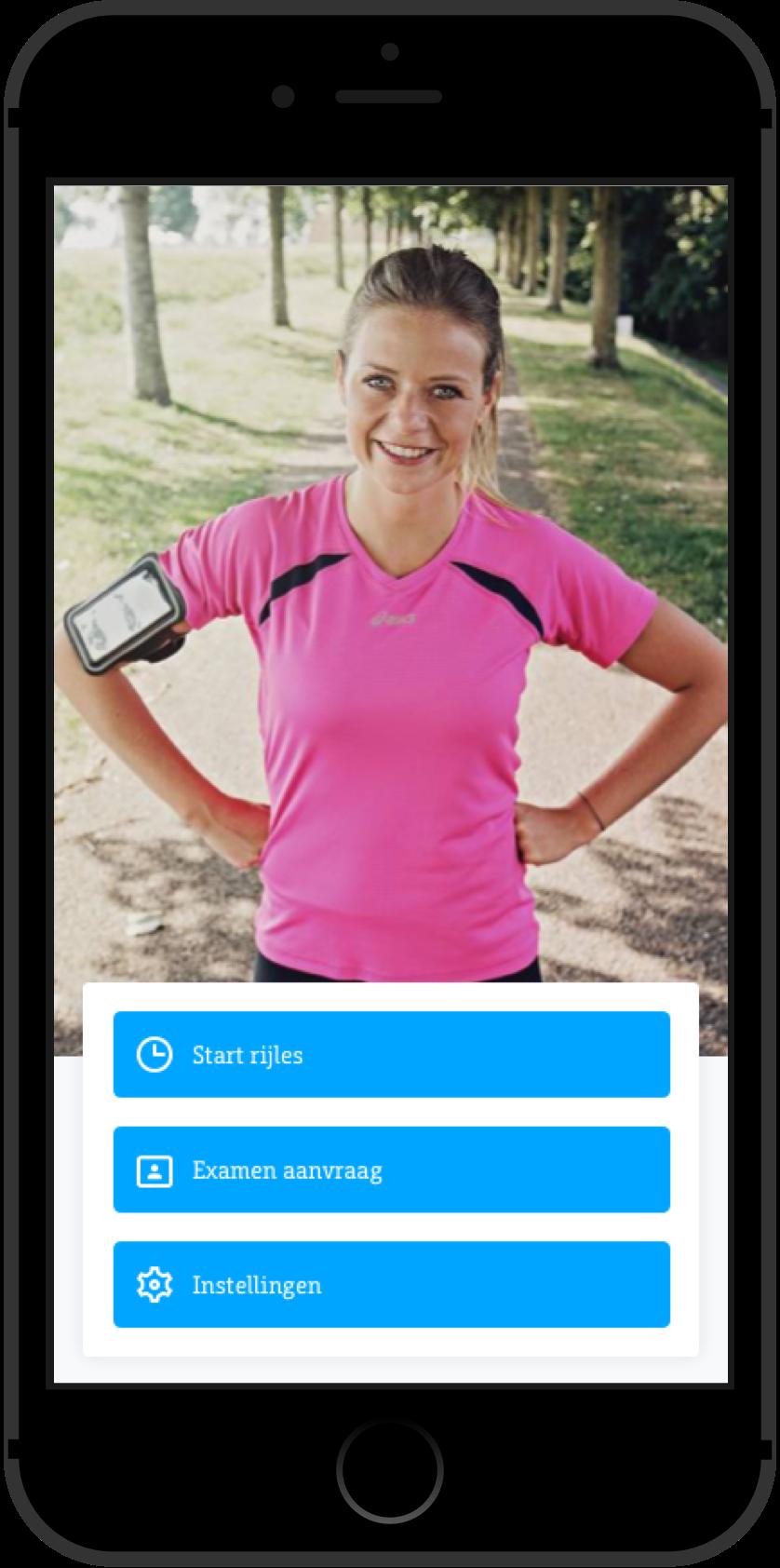 IQ Drive iPhone App