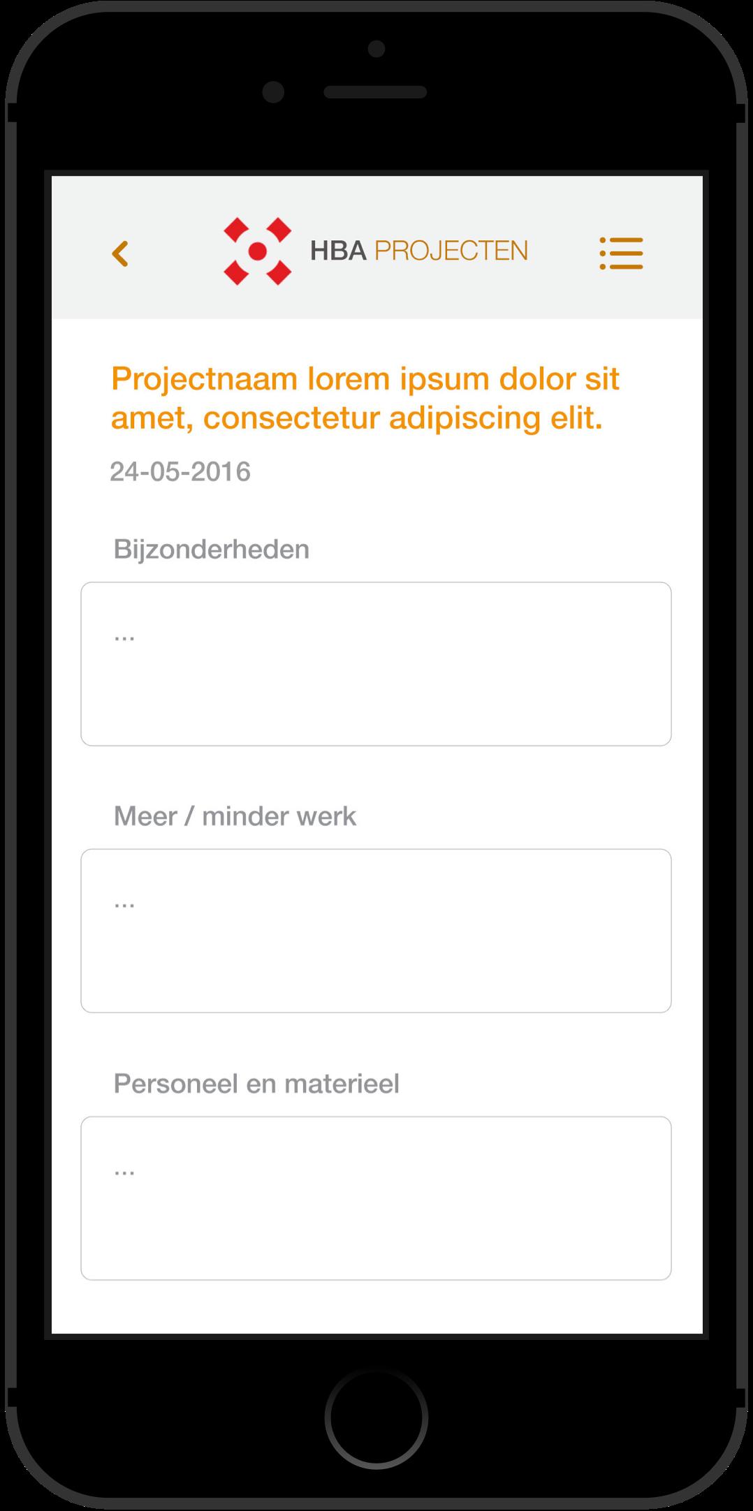 Port Of Amsterdam App Dagboek