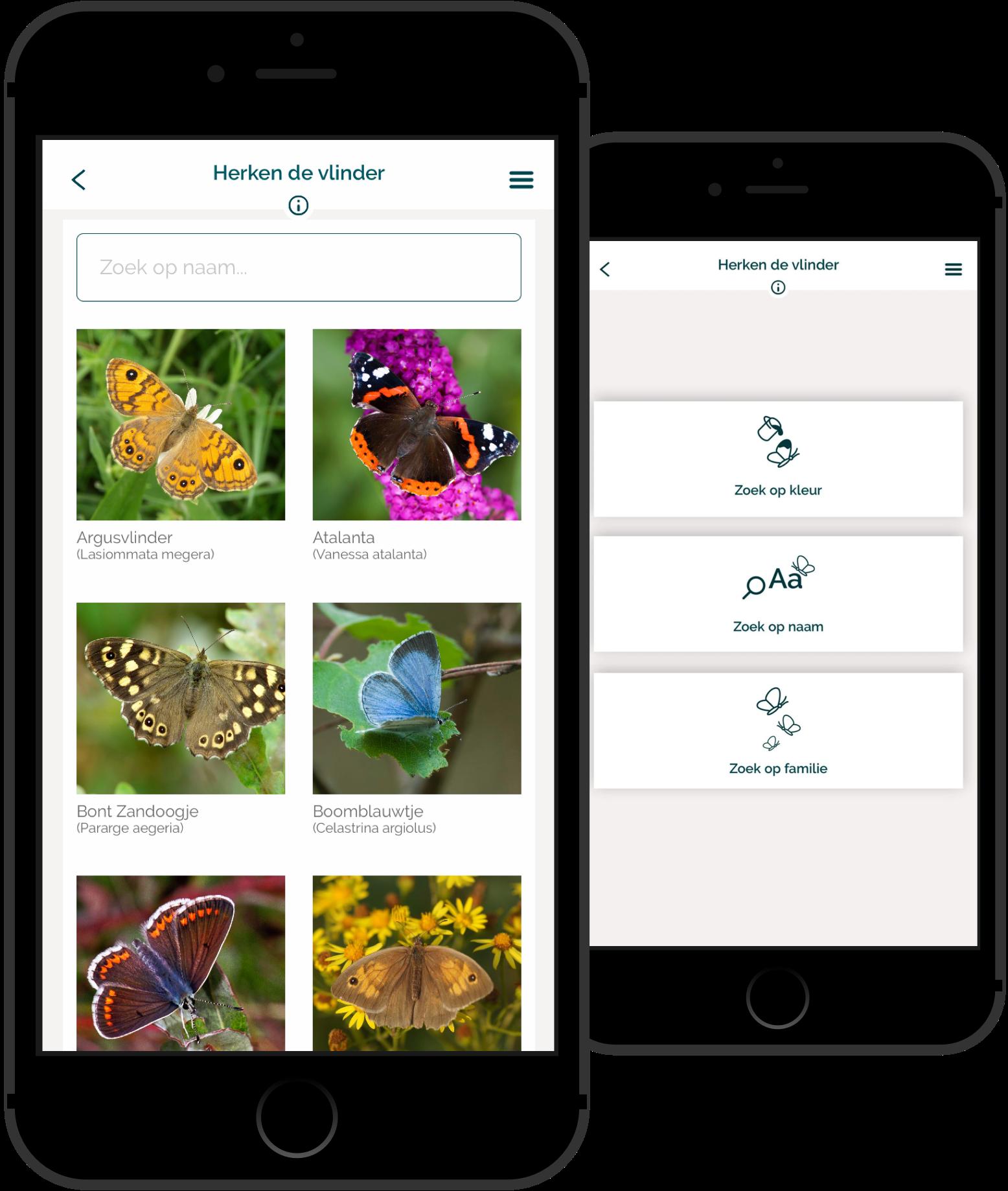 Vlinderstichting Vlindermee App