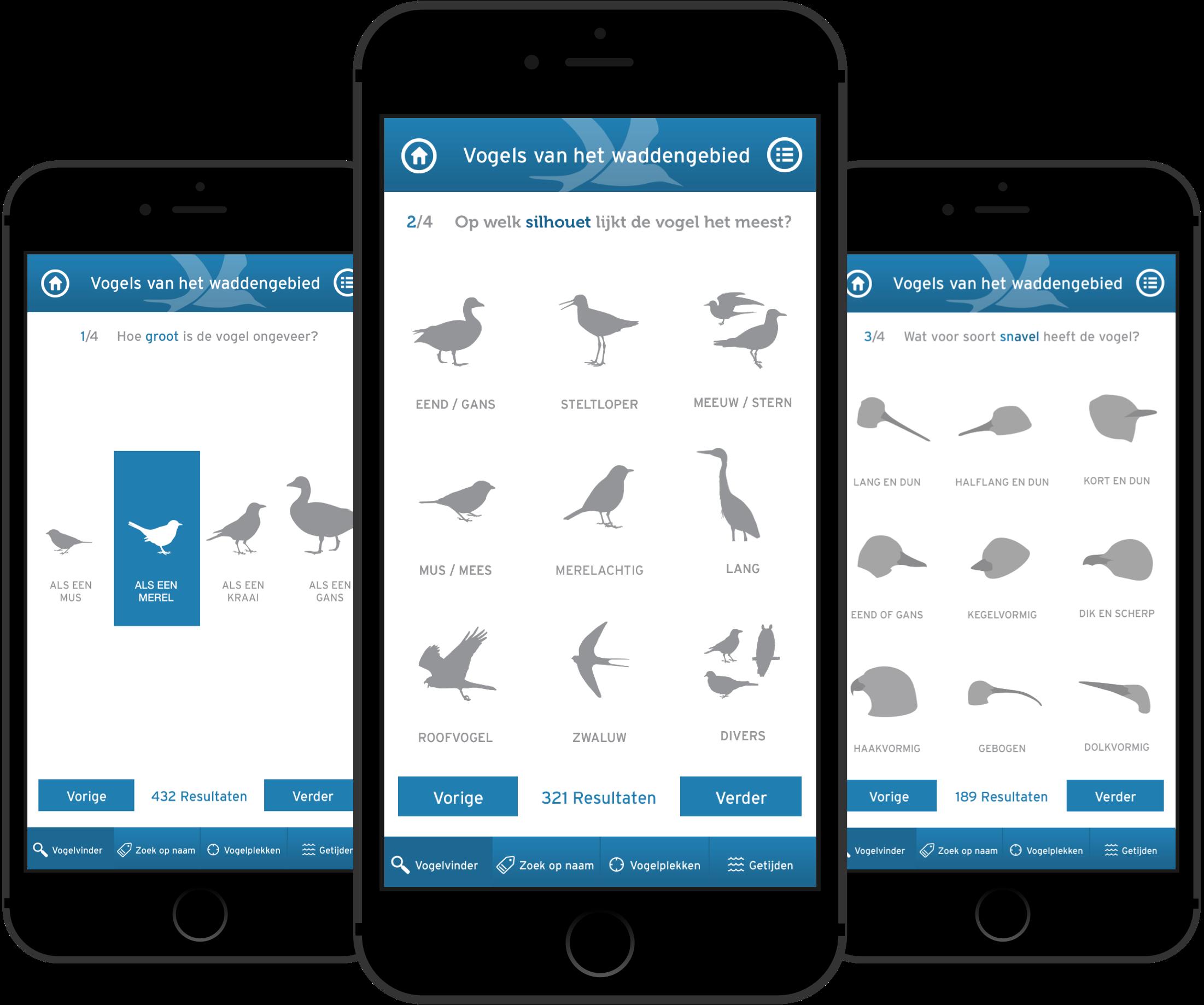 Vogelbescherming Nederland iPhone App